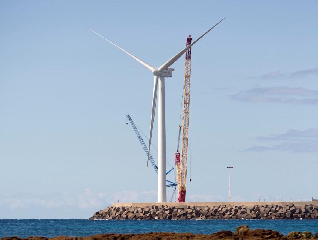 Turbine Tower Spain